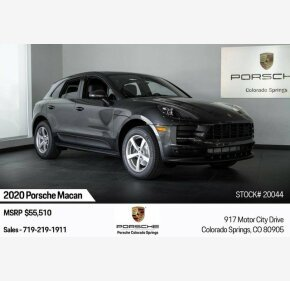 2020 Porsche Macan for sale 101235712