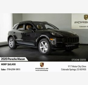 2020 Porsche Macan for sale 101246094