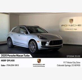 2020 Porsche Macan Turbo for sale 101299413