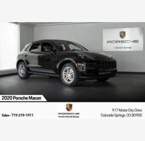 2020 Porsche Macan for sale 101331905