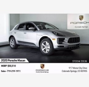 2020 Porsche Macan for sale 101406080