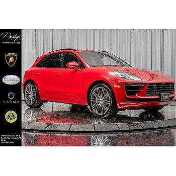 2020 Porsche Macan Turbo for sale 101414633