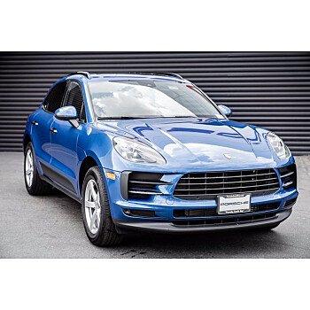 2020 Porsche Macan for sale 101611027
