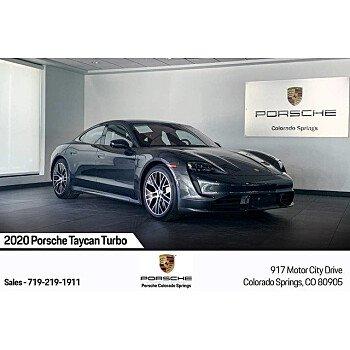 2020 Porsche Taycan for sale 101322110