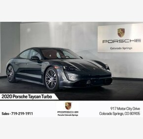 2020 Porsche Taycan for sale 101322112
