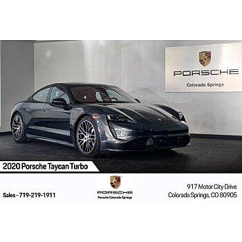 2020 Porsche Taycan for sale 101322112