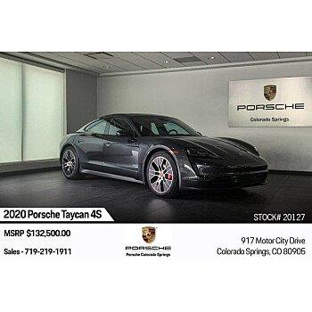 2020 Porsche Taycan for sale 101322151