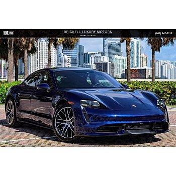 2020 Porsche Taycan for sale 101353690