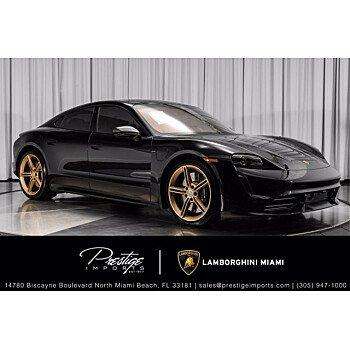 2020 Porsche Taycan for sale 101471046