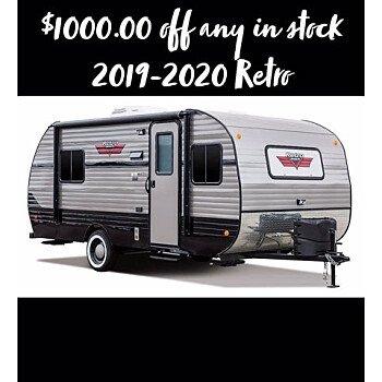 2020 Riverside Retro for sale 300196976