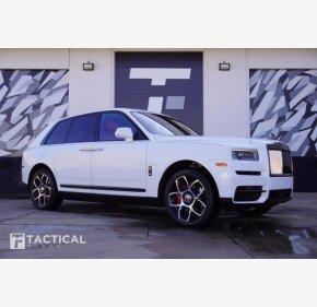 2020 Rolls-Royce Cullinan for sale 101437598