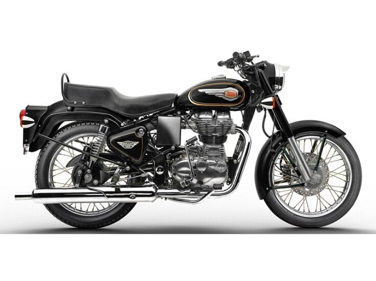 2020 Royal Enfield Bullet 500 EFI specifications
