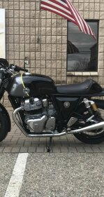 2020 Royal Enfield Continental GT for sale 200860026
