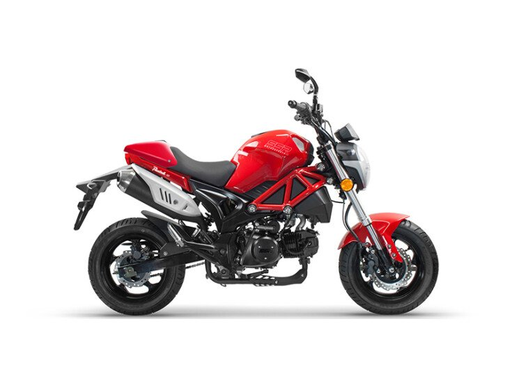 2020 SSR Razkull 125 125 specifications