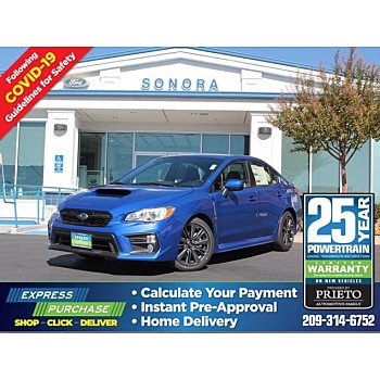 2020 Subaru WRX for sale 101390263