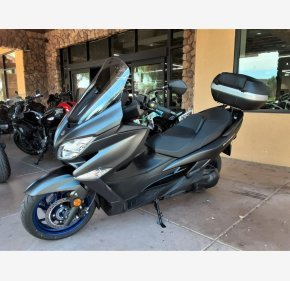 2020 Suzuki Burgman 400 for sale 201070340