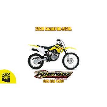 2020 Suzuki DR-Z125L for sale 200808492