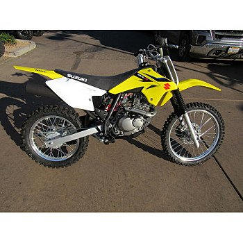 2020 Suzuki DR-Z125L for sale 200822204