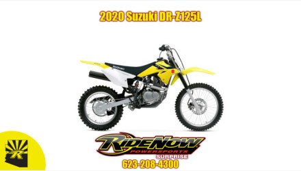 2020 Suzuki DR-Z125L for sale 200822545