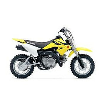 2020 Suzuki DR-Z50 for sale 200792256
