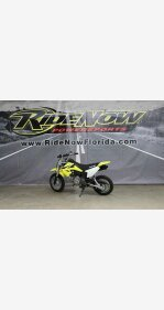 2020 Suzuki DR-Z50 for sale 200809109
