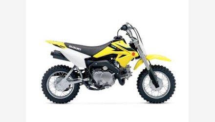 2020 Suzuki DR-Z50 for sale 200809646