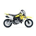 2020 Suzuki DR-Z50 for sale 200823936