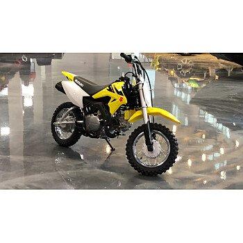 2020 Suzuki DR-Z50 for sale 200833287