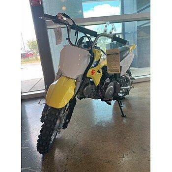 2020 Suzuki DR-Z50 for sale 200987885