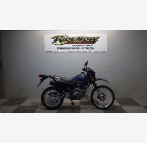 2020 Suzuki DR200S for sale 200937820