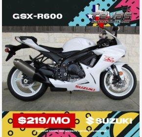 2020 Suzuki GSX-R600 for sale 200922362