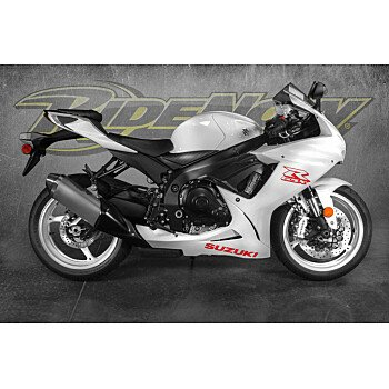 2020 Suzuki GSX-R600 for sale 200936816