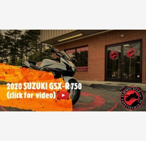2020 Suzuki GSX-R750 for sale 201075361