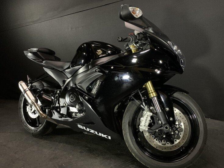 2020 Suzuki GSX-R750 for sale 201077083