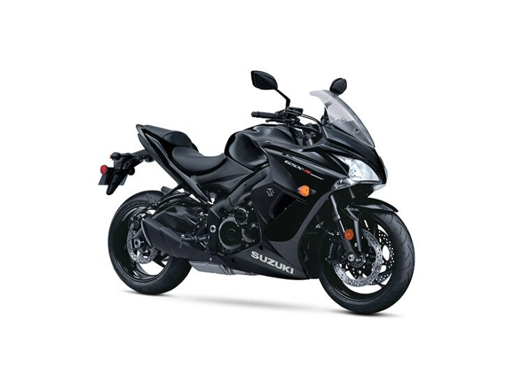 2020 Suzuki GSX-S1000 1000F specifications