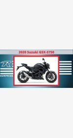 2020 Suzuki GSX-S750 for sale 200848135