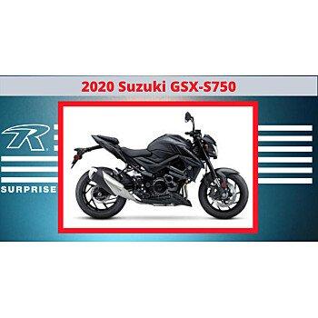 2020 Suzuki GSX-S750 for sale 200848135