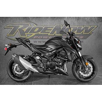 2020 Suzuki GSX-S750 for sale 201012170