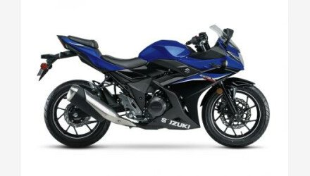 2020 Suzuki GSX250R for sale 200850890