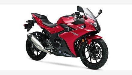 2020 Suzuki GSX250R for sale 200964789
