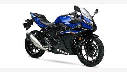 2020 Suzuki GSX250R for sale 200965099