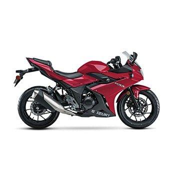 2020 Suzuki GSX250R for sale 200982236