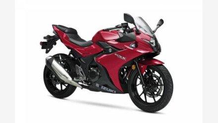 2020 Suzuki GSX250R for sale 200983765