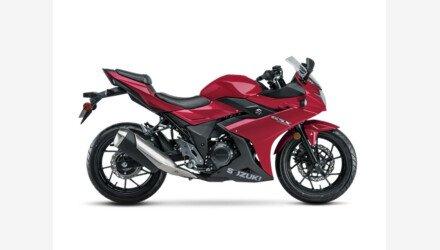 2020 Suzuki GSX250R for sale 200987785