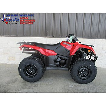 2020 Suzuki KingQuad 400 for sale 200787848
