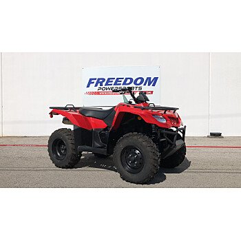 2020 Suzuki KingQuad 400 for sale 200830186