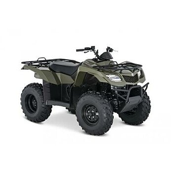 2020 Suzuki KingQuad 400 for sale 200910342