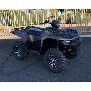 2020 Suzuki KingQuad 500 for sale 200789081