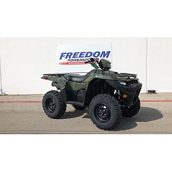 2020 Suzuki KingQuad 500 for sale 200830163