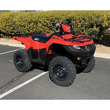 2020 Suzuki KingQuad 500 for sale 200869074